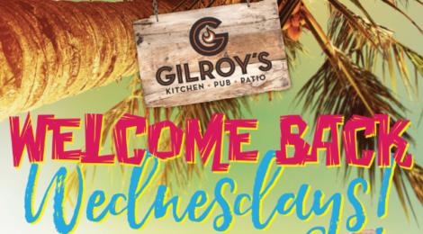 Welcome Back Wednesdays!